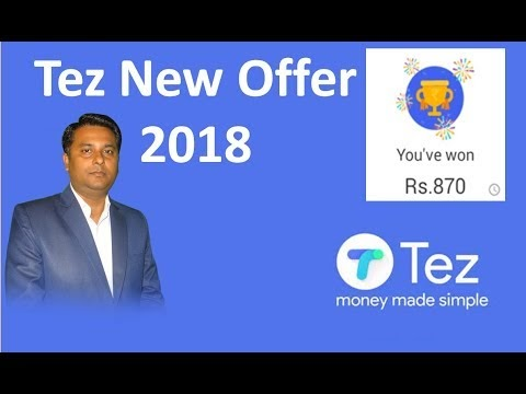 Tez App Earn More Money - Google Tez Payment App for India