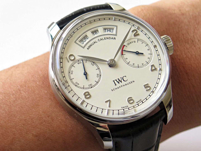 Replica IWC IW503502 Wrist Shot