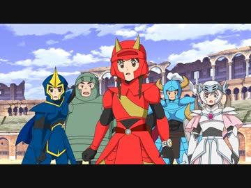 妖怪ウォッチ シャドウサイド 第40話振り返れば暗黒騎士 アニメ