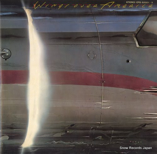 MCCARTNEY, PAUL & WINGS over america