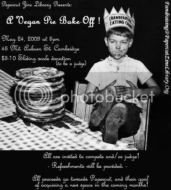 Vegan Pie Bake-Off