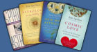 Astrology Books - Cosmic Love, New Moon Astrology, Spiritual Astrology and Astrology for the Soul by Jan Spiller