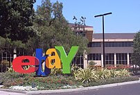 The :en:headquarters of :en:eBay in :en:San Jose, California.