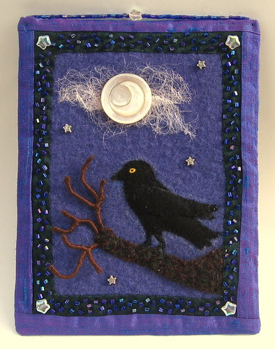 Old Crow and the Moon
