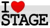 I♥Stage Official web