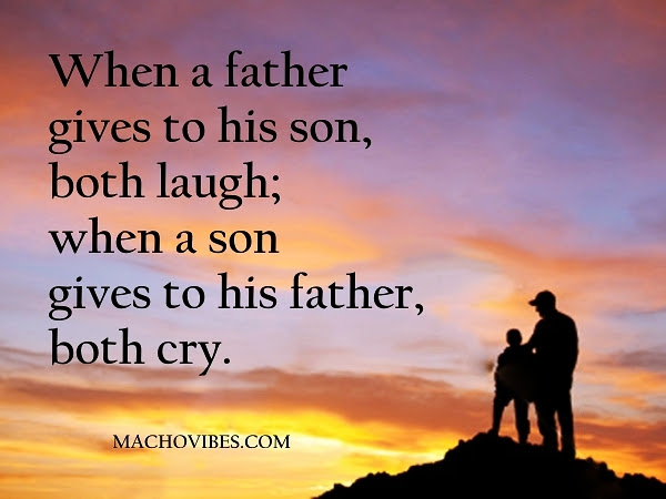 40 Deep And Simple Father Son Relationship Quotes Machovibes