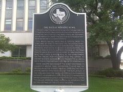 The Dallas Morning News, Dallas, Texas Histori...