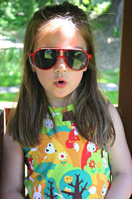summer forest dress 5