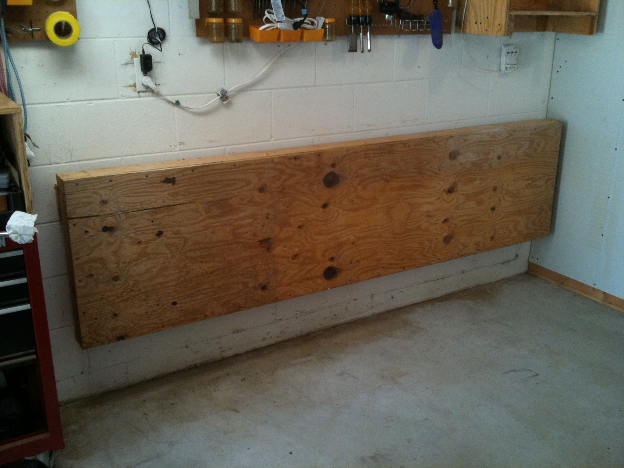 Folding Woodworking Bench Plans Free