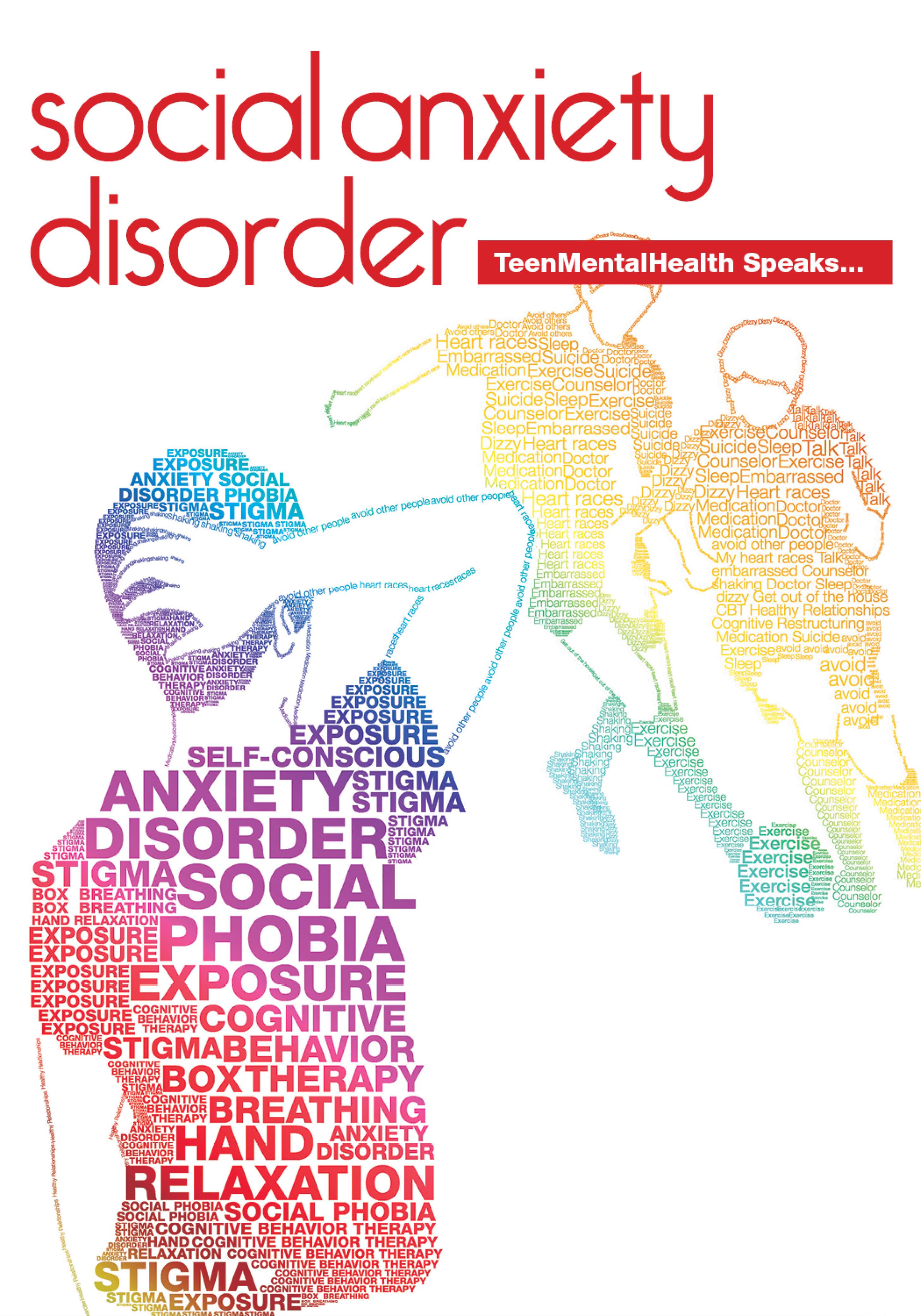 TMH Speaks... Social Anxiety Disorder - Teen Mental Health