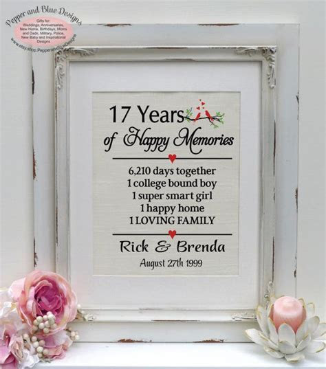 17 Best images about Anniversary Gifts on Pinterest   5