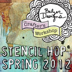 Stencil Hop Spring 2012