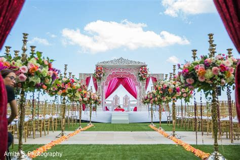 Fort Lauderdale, FL Indian Wedding by Amita S. Photography