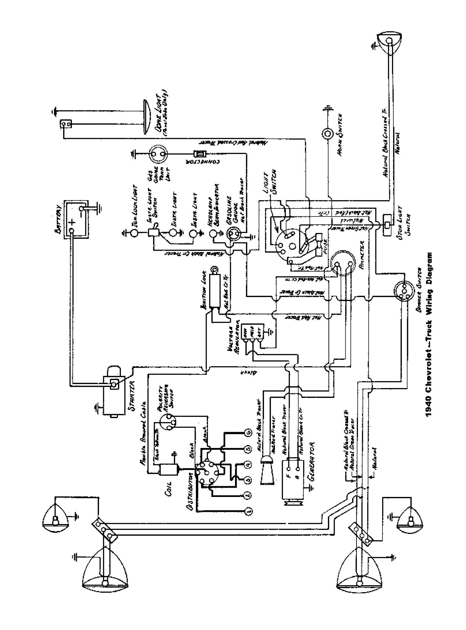 1953 Chevy Truck Wiring Schematics Wiring Diagram View A View A Zaafran It