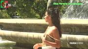 Rita Pereira sensual no Famashow