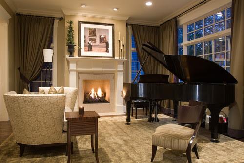 Wolfram-Living Room traditional living room