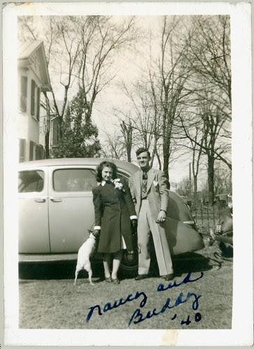 Nancy and Buddy 1940