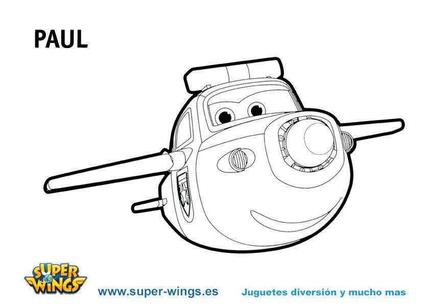 Avion Paul De Super Wings Auto Electrical Wiring Diagram