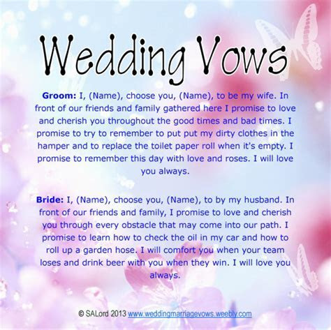 Quotes Wedding Vows. QuotesGram