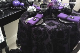 20 Halloween Inspired Table Settings To Wow Your Dinner Party Guests