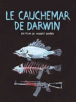 French poster for Darwin's Nightmare