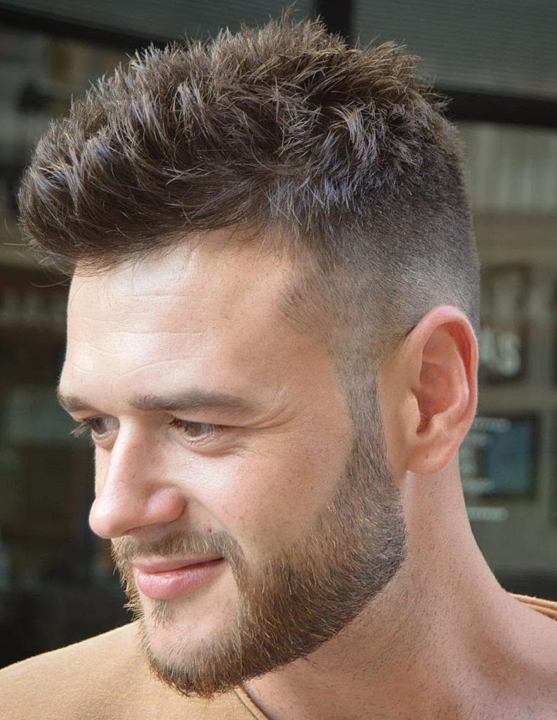 30 Short Hairstyles For Men Be Cool And Classy Haircuts