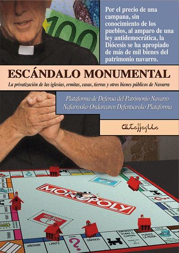 escándalo monumental