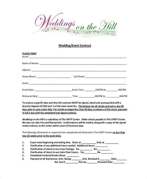 13 best wedding planning forms images on Pinterest