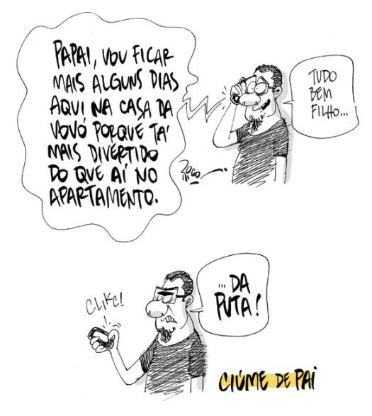 RICO ciumes