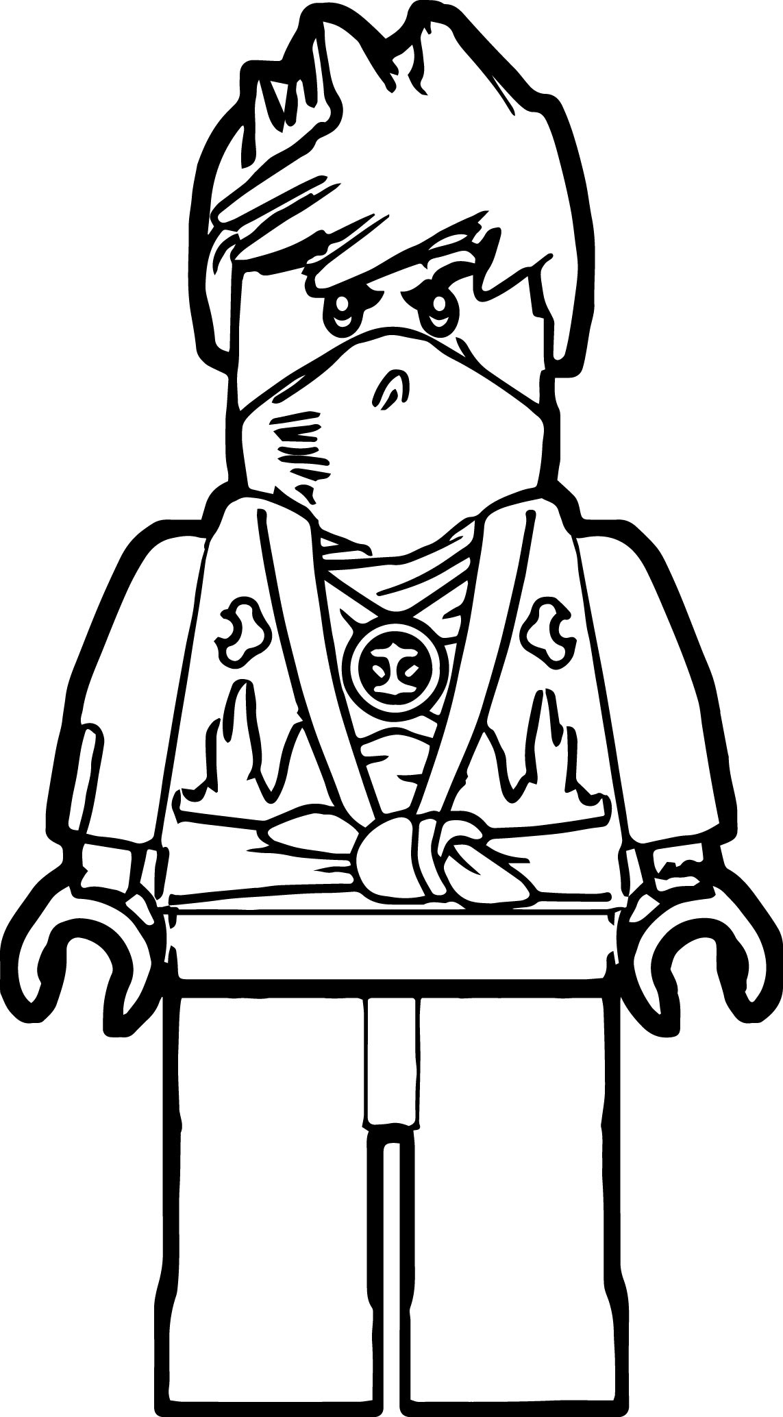 Lego Coloring Pages | Wecoloringpage.com