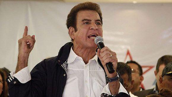 Salvador Nasrall. Foto: Fernando Antonio /AP / Archivos