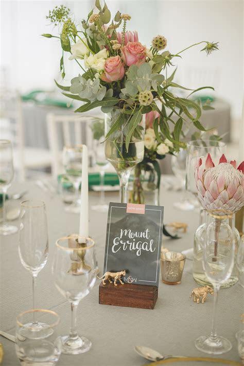 42 Brilliant Wedding Table Name Ideas   OneFabDay.com