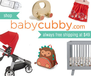 Free Shipping at BabyCubby.com