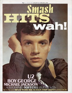Smash Hits, January 20, 1983