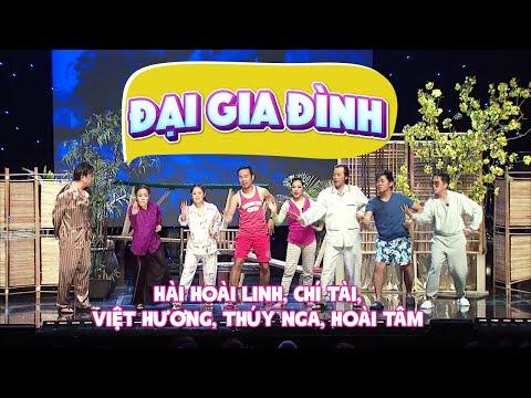 """Hài Kịch """"Đại Gia Đình""""   Hoài Linh, Chí Tài, Việt Hương, Thúy Nga   PBN 109 VIP Party"""