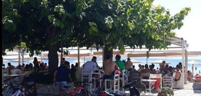 Τα Ferry Boat φέρνουν την Πάτρα στην παραλία του Αντιρρίου – Αυξημένη η κίνηση στην Πορθμειακή Γραμμή (VIDEO)
