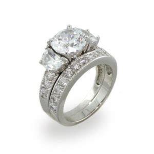Fake Diamond Engagement Rings That Look Real