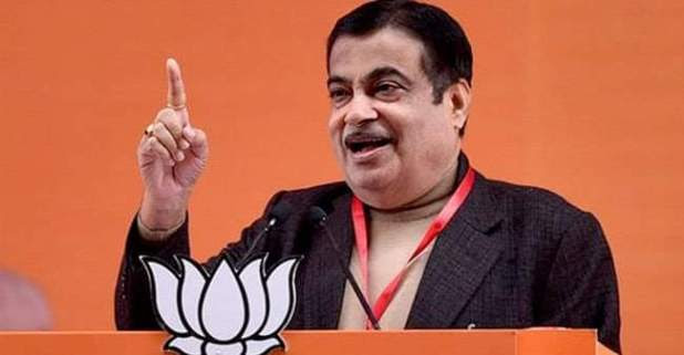 Minister of Road Transport and Highways, Nitin Gadkari said to make 40 km road everyday & to plant 125 Crore trees