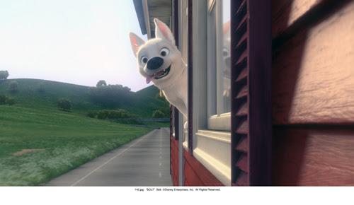 Bolt, video in esclusiva @ Yahoo! Video