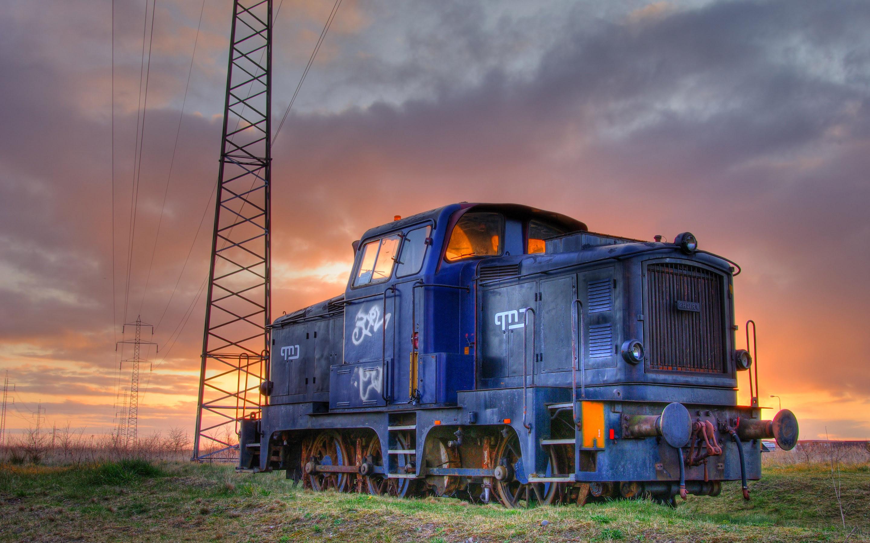 19 Fantastic HD Locomotive Wallpapers - HDWallSource.com