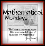 Mathematical Mondayr