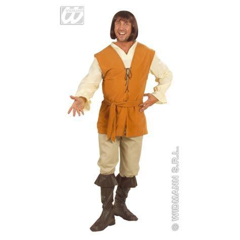 Jean Valjean 24601 Peasant Costume for Les Miserables
