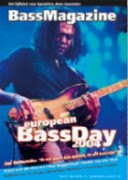 Omslag BassMagazine