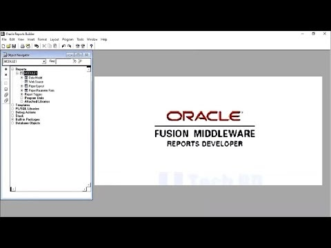 Oracle Forms12c - Configure Reports in Oracle Forms12c