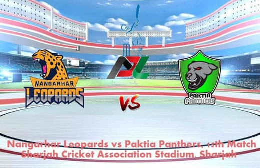 Nangarhar Leopards vs Paktia Panthers 15th Match Betting Tips