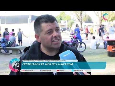 Gallardo habló del Basquet Callejero y repercusiones de la Terminal de Omnibus