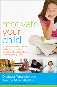Motivate Your Child book