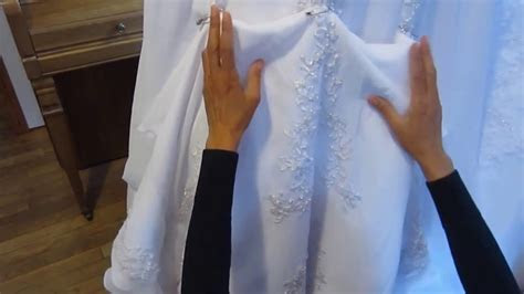 Bridal Gown American Bustle Tutorial & How To Make The