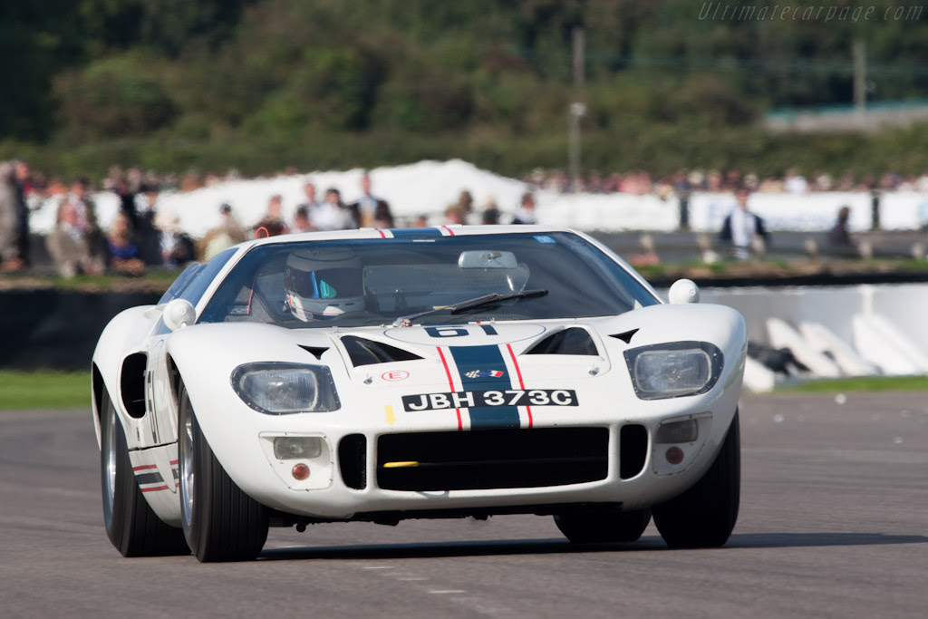 Ford GT40 High Resolution Image (3 of 6)