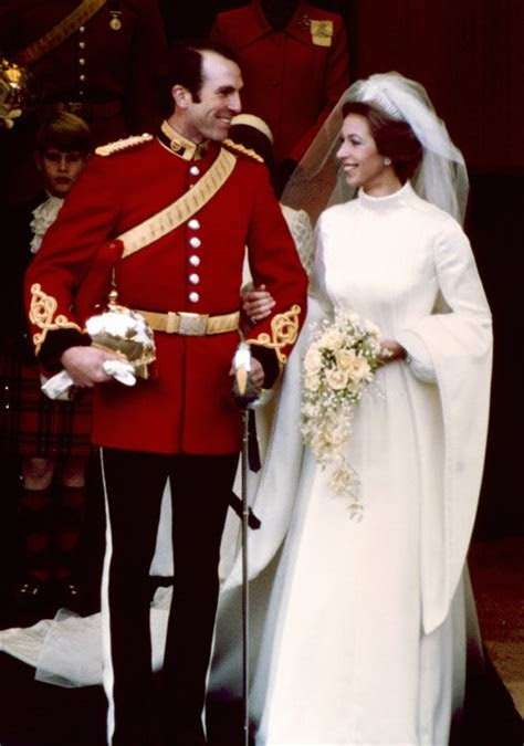 Princess Anne and Mark Phillips Wedding   Photo 13